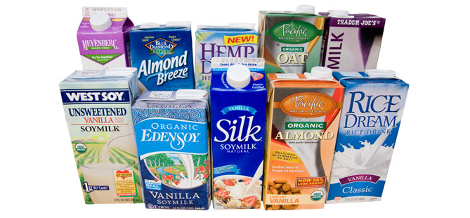 5 Best Milk Alternatives