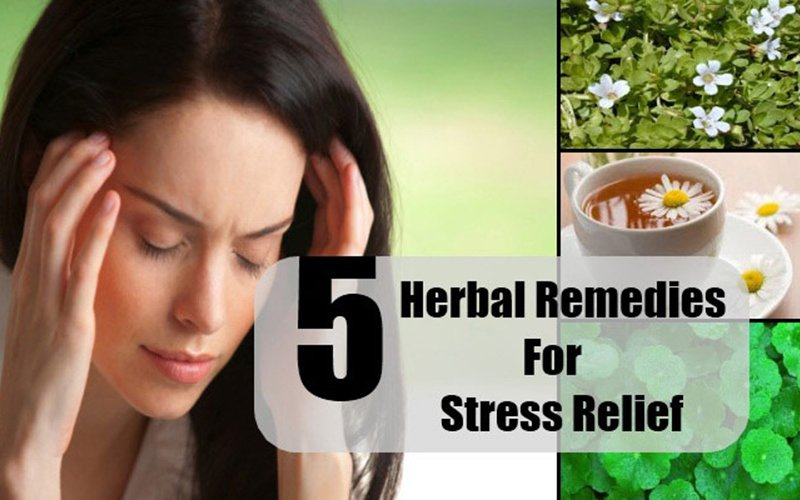 5 natural stress relievers