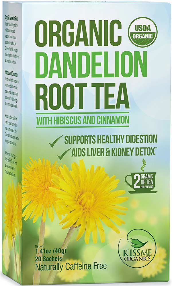 Organic Dandelion Root Tea Whole Foods