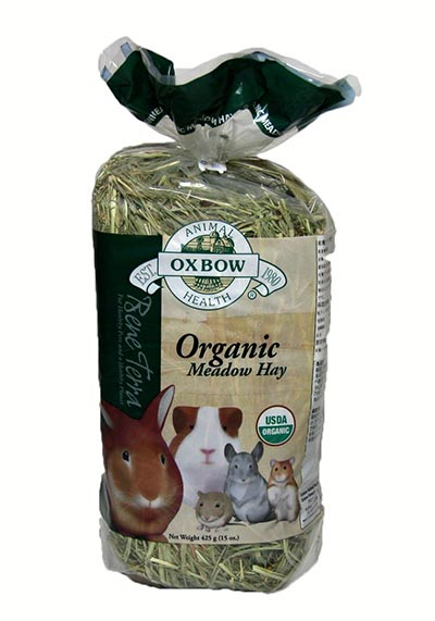 Organic Hay for Rabbits by Oxbow