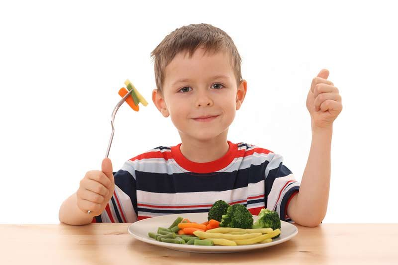 Start A Healthy Kids Diet
