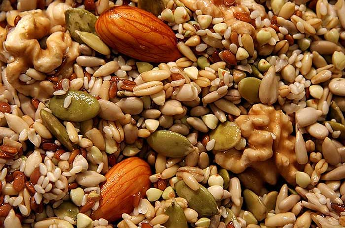 Nuts And Seeds Protect The Eye Health1