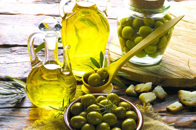 Olive Oil for Eye Health1
