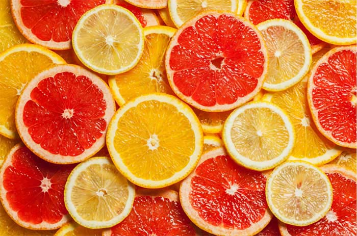 Oranges and grapefruits for healthy eyes1