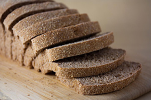 Organic Sprouted Barley Bread by Alvarado Street Bakery