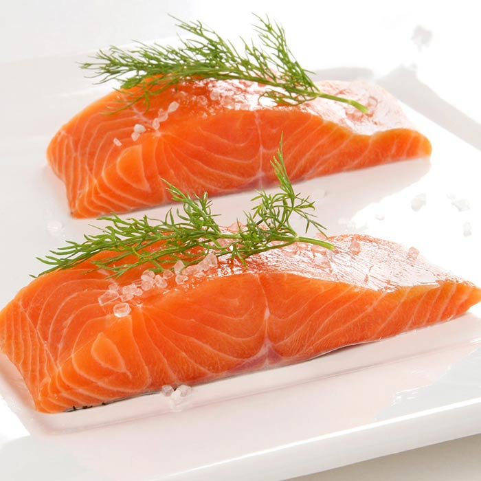 Salmon and Other Seafood1