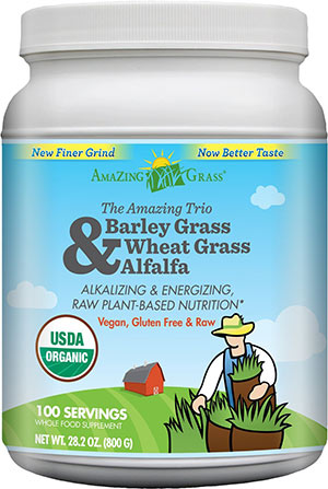 Amazing Trio Grass Combo