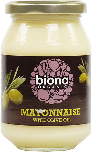 Organic Mayonnaise by Biona
