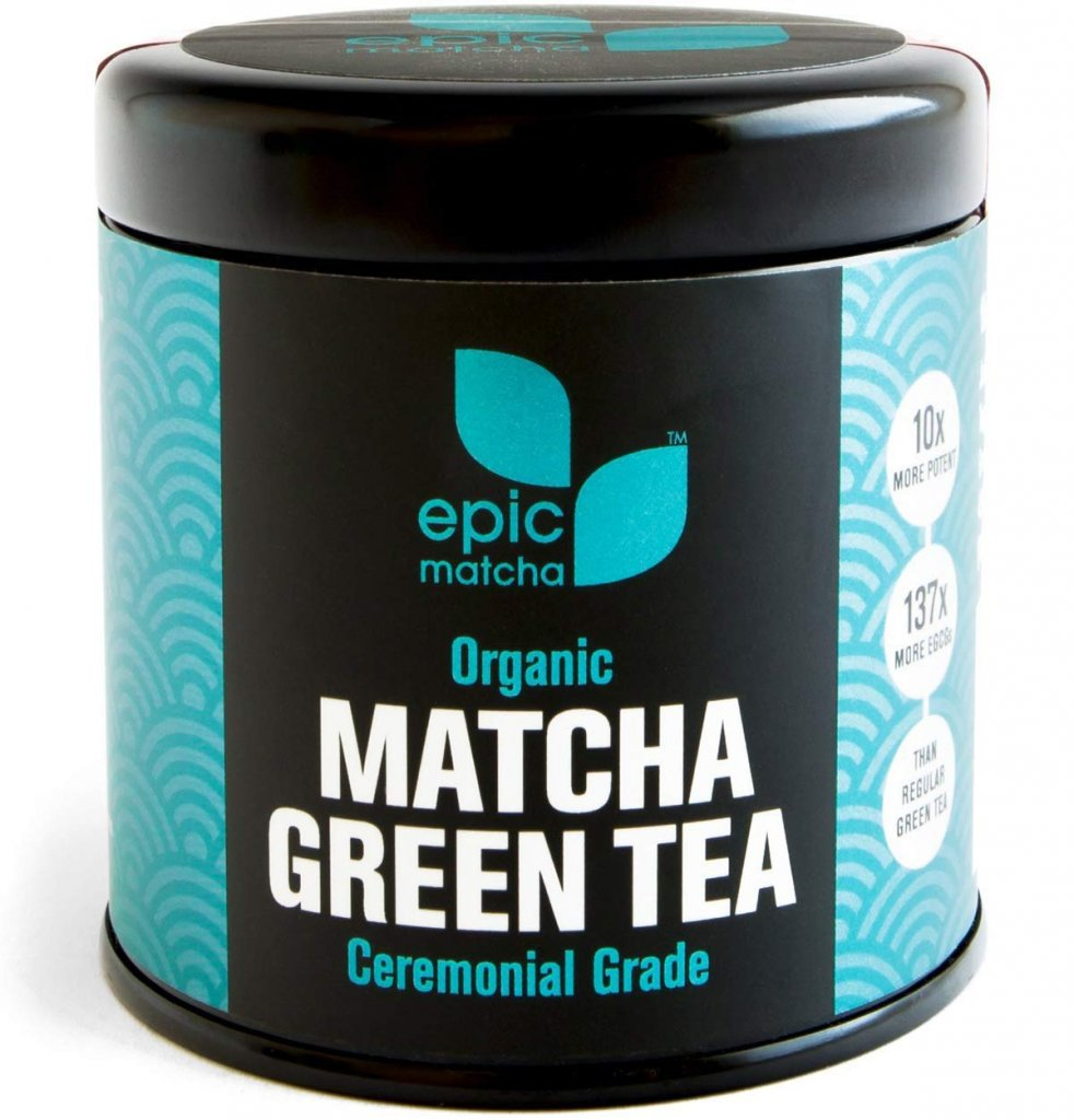 Organic Ceremonial Grade Matcha by Epic Matcha