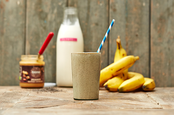 The Perfect Homemade Protein Smoothie1