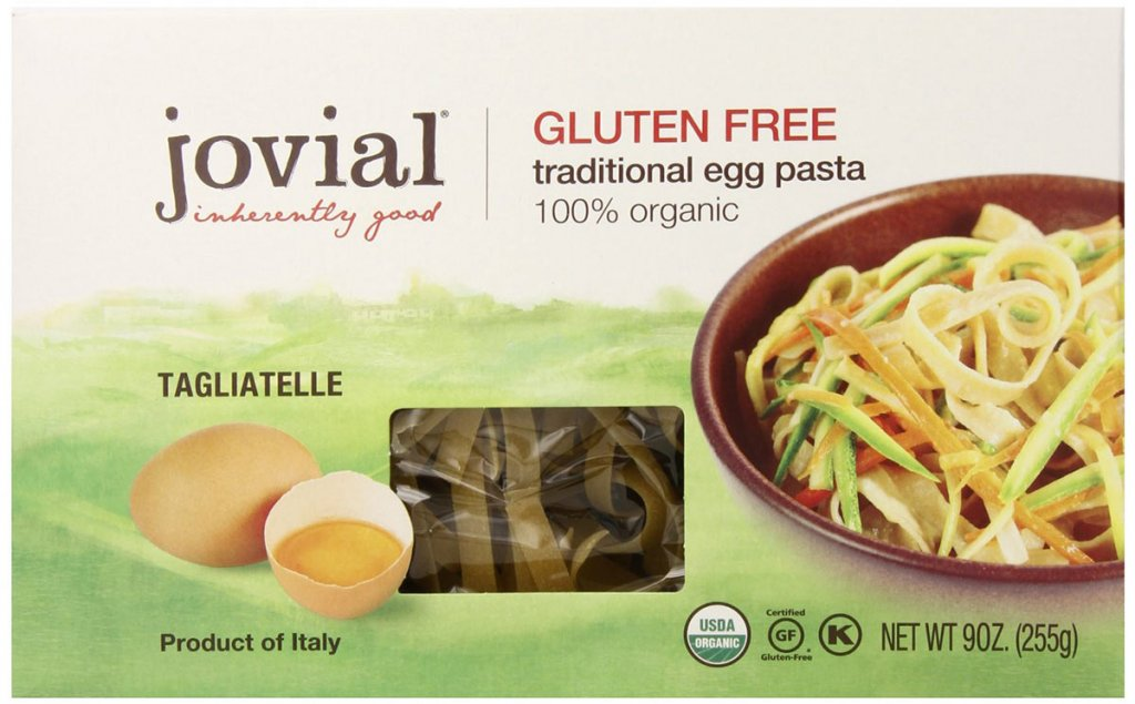 Organic Gluten-Free Egg Pasta by Jovial
