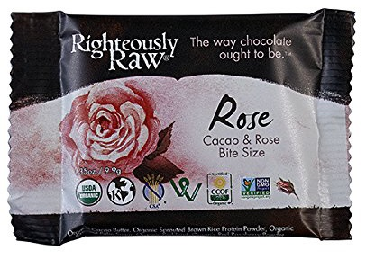 Organic Maqui Rose Chocolate Bar