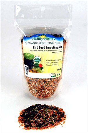Organic Birdseed Mix by Handy Pantry