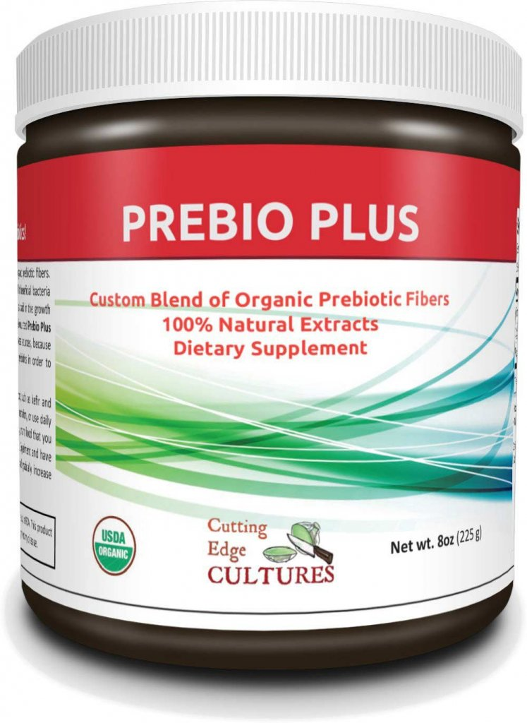 Organic Prebiotic Fiber Supplement