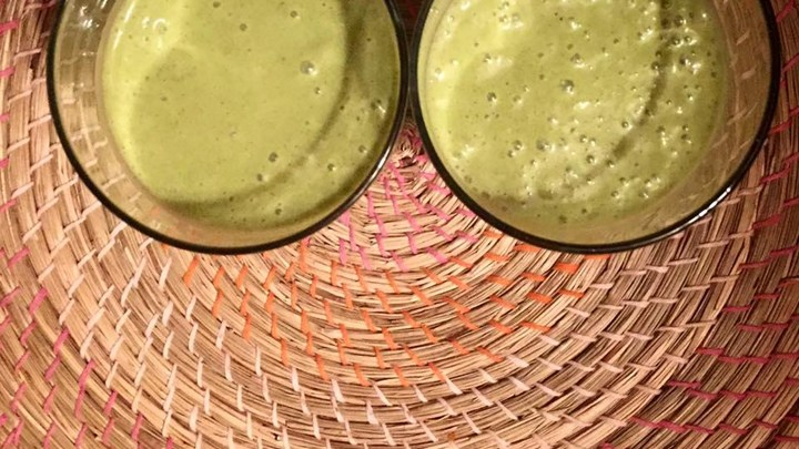 Moringa Coconut Smoothie1