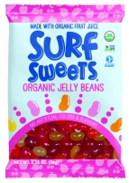 Organic Jelly Beans by Surf Sweets