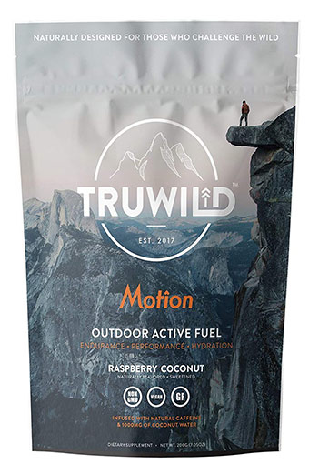 All Natural Pre Workout Supplement by TruWild