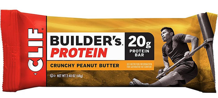 GMO-Free Peanut Butter Protein Bar