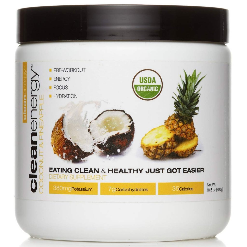 Organic Stamina Booster by CleanEnergy
