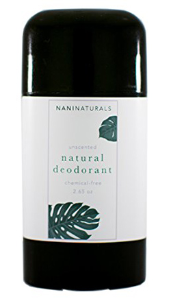 Long-Lasting All Natural Deodorant by Nani Naturals