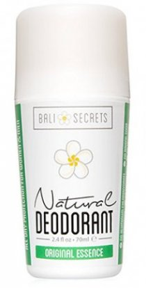 Natural Unisex Deodorant Roll On By Bali Secretes