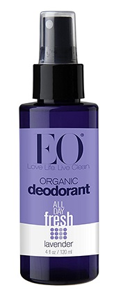 Organic Deodorant Spray by EO