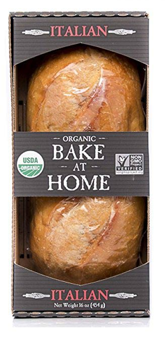 Organic Italian Bake At Home Bread by Essential Baking
