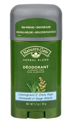 Organic Lemongrass Stick By Nature's Gate