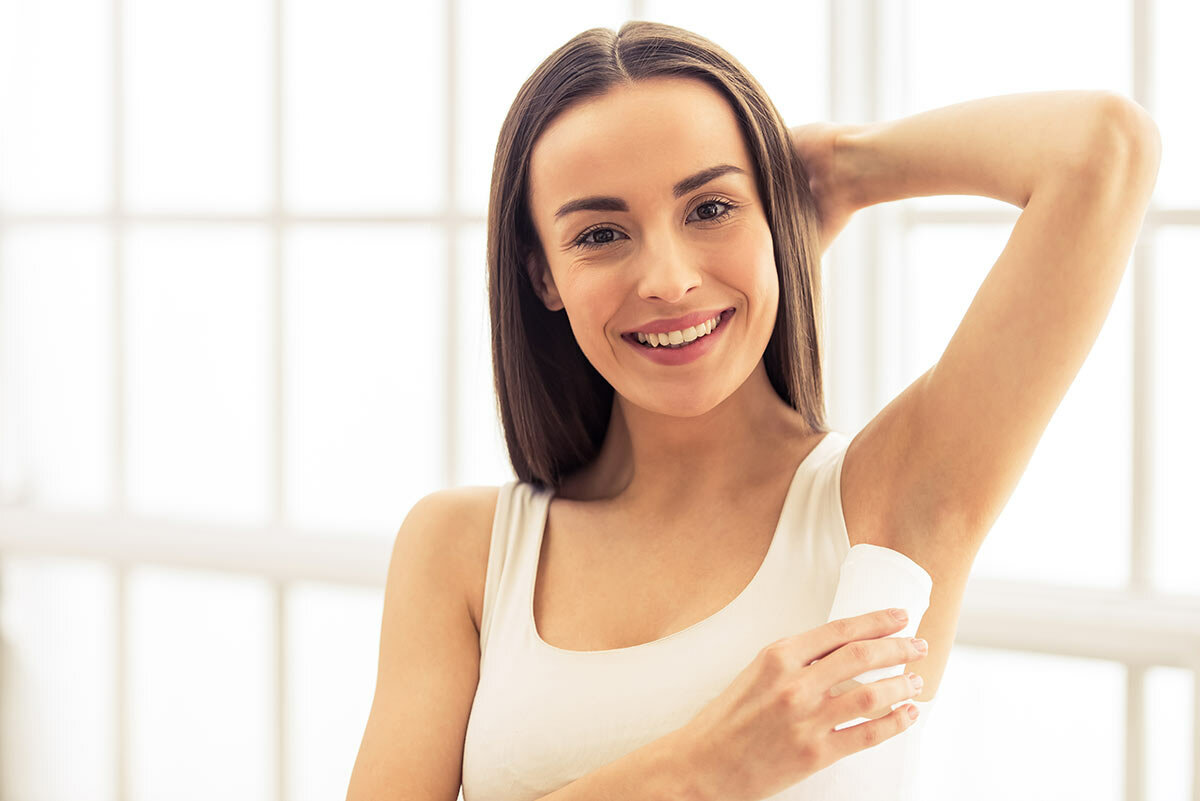 The Benefits of Using Organic Deodorants