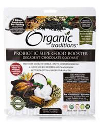 Organic Probiotic Superfood Booster by Organic Traditions