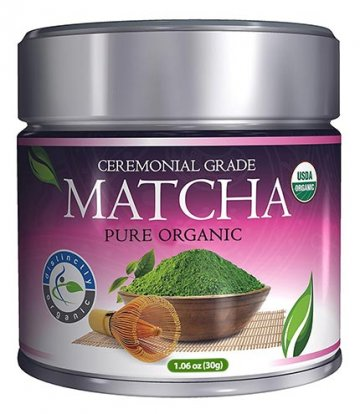 Distinctly Organic Matcha Brand