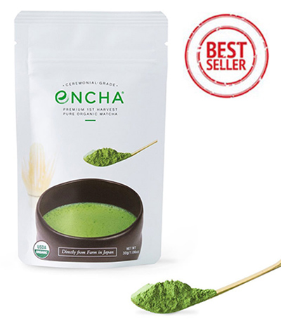First Harvest Organic Encha Matcha