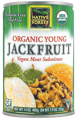 Organic Canned Jackfruit by Native Forrest