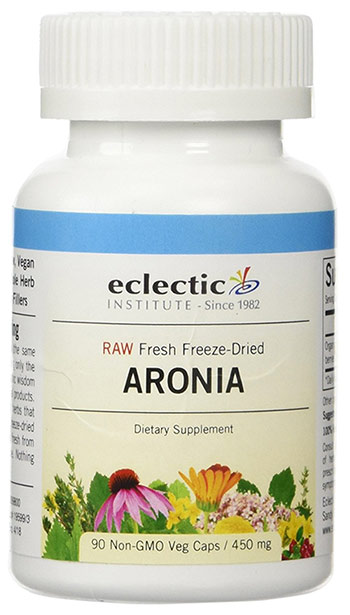 Aronia Berry Capsules by Eclectic Institute