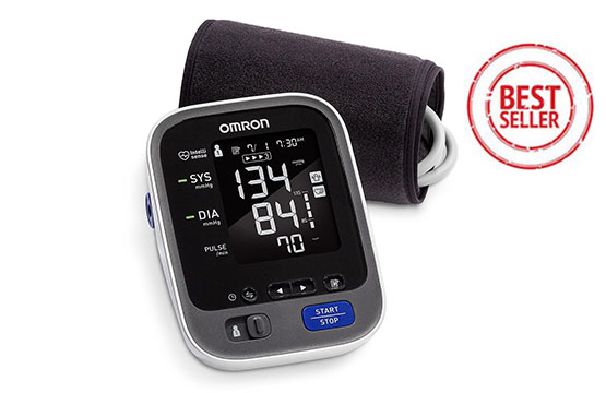 Omron 10 Series Upper Arm BP Monitor