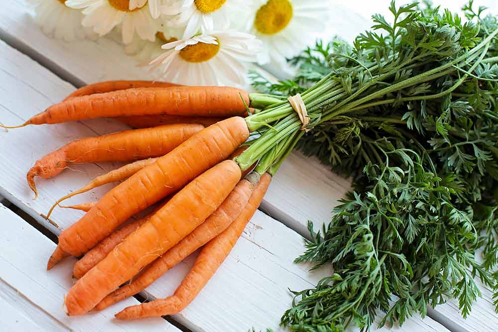 Best Liver Cleansing Foods - Carrots