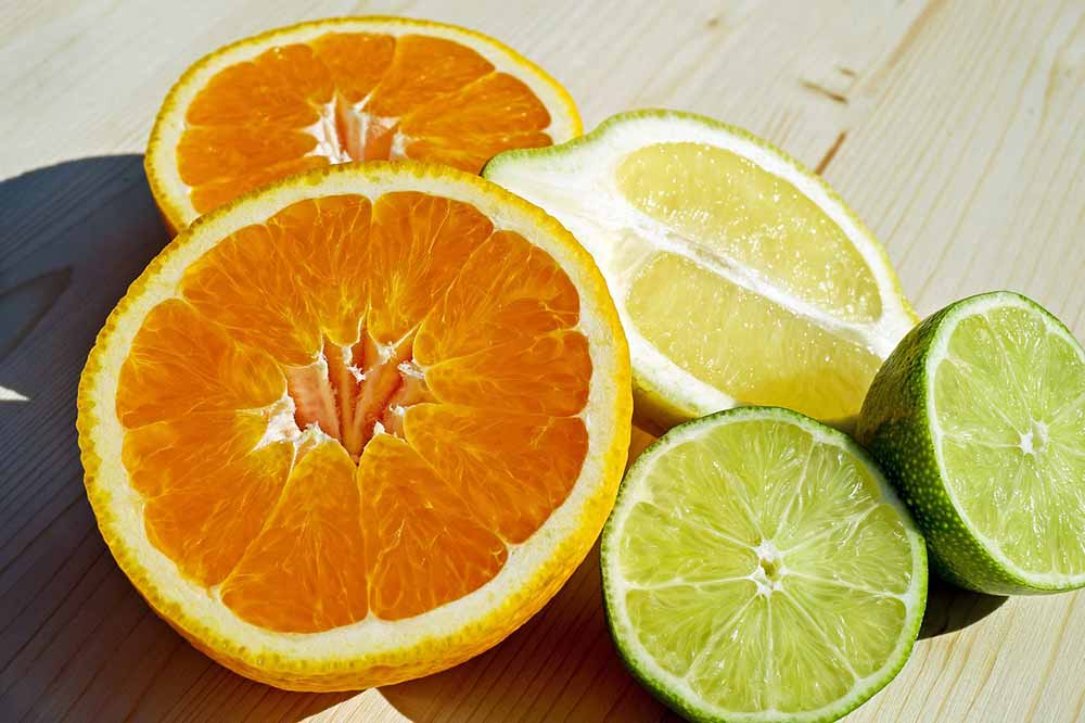 Best Liver Cleansing Foods - Citrus Fruits