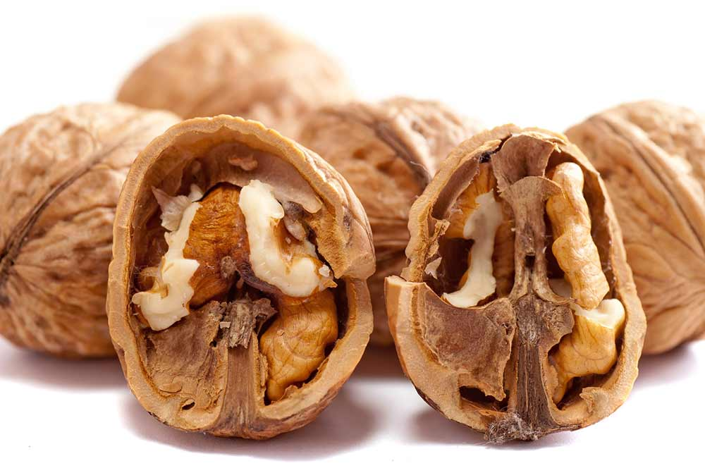 Best Liver Cleansing Foods - Walnuts