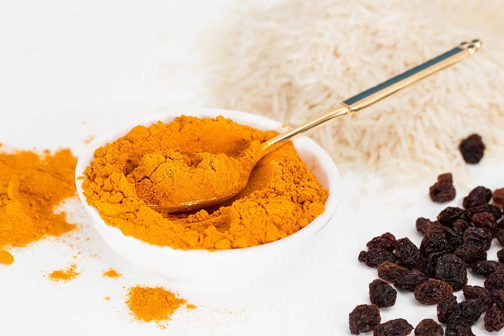 Best Liver Cleansing Herbs - Turmeric