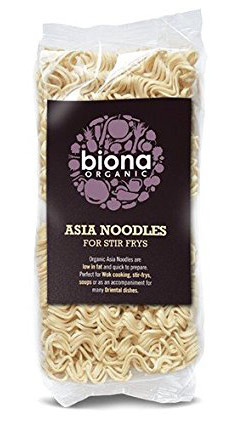 Organic Asia Style Noodles by Biona