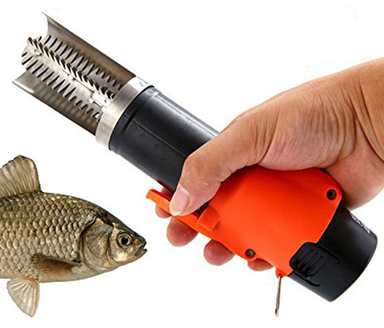 9 most effective fish scalers for 2018 for Skin it fish skinner