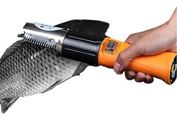 waterproof rechargable electric fish scaler by BBT Shop