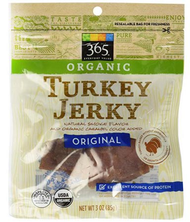 Organic Turkey Jerky by 365 Everyday Value