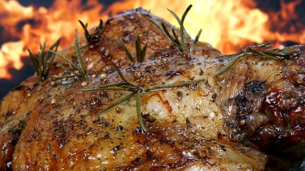 Summer Herb Roasted Organic Turkey Breast
