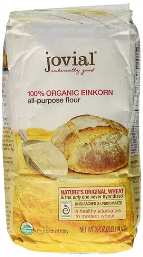 All Purpose Organic Einkorn Flour by Jovial