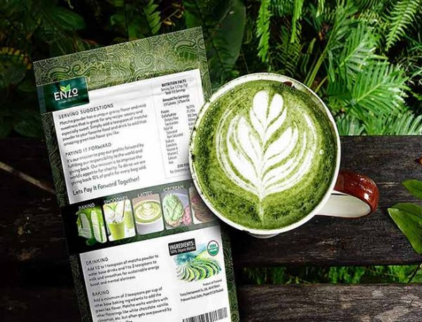 Introducing: Enzo's Private Selection (One Of The Top Organic Matcha Producers)