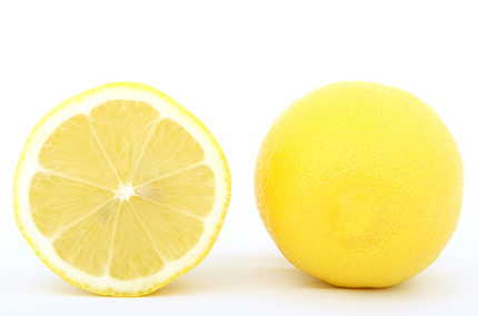 Whole Organic Lemons