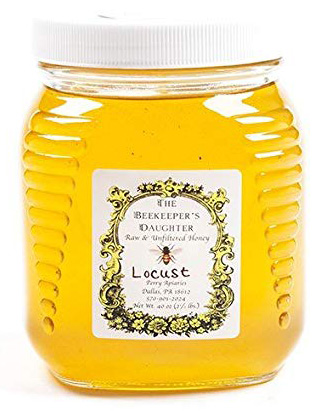 Beekeeper's Daughter Raw Locust Honey