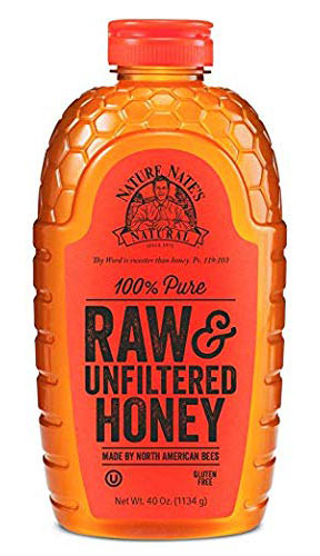 100 Percent Honey by Nature Nate's