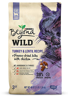 Non-GMO Adult Dry Cat Food by Purina Beyond